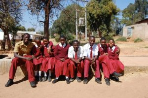 the school fund students education developing world