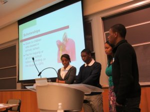 the school fund, education, developing world, high school case competition,upenn