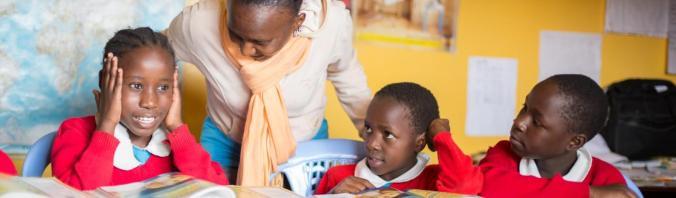 kibera school for girls